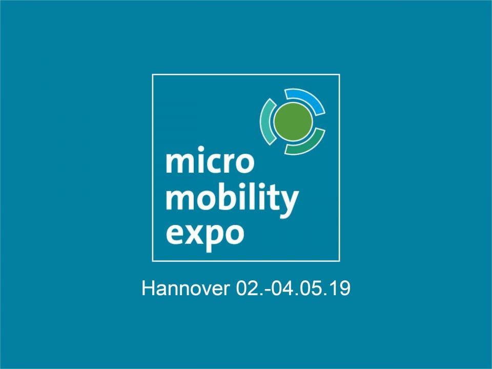 yorks e-Scooter | micromobility expo