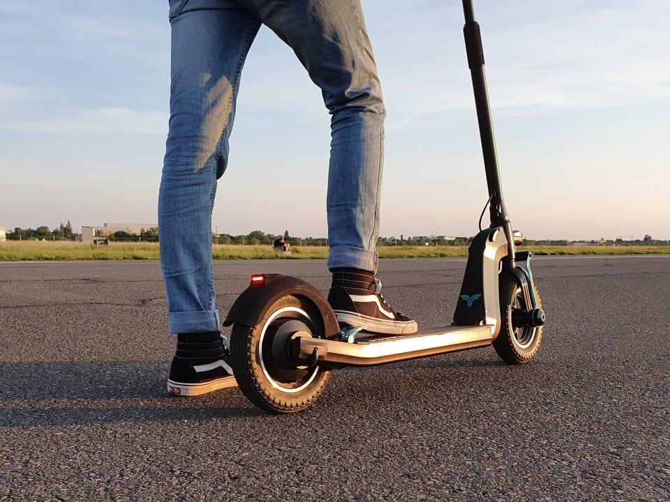 e-Scooter Mythen aufgedeckt